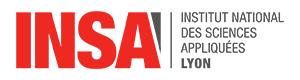 Institut National Des Sciences Appliquees Lyon
